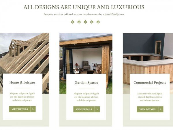 website design for local business in halifax